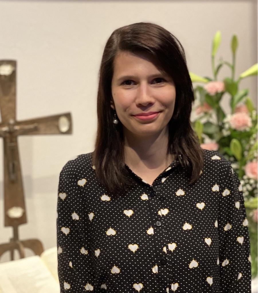 Ab 1. September das neue Gesicht der Kinder- und Jugendarbeit: Diakonin Rebekka Köhnen.